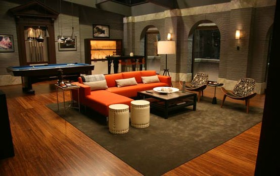 Man Caves And Bachelor Pads Relish Interiors